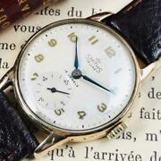 Smiths B.r.british Railway 9g 1950and039s Vintage Watch From Japan Free Shipping