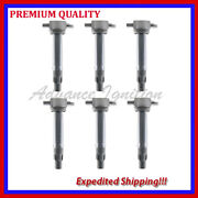 6pc Quality Ignition Coil Ucr2922 For 2006 Dodge Stratus 2.7l V6