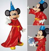 D23 Expo Japan 2015 Medicom Toy Action Figure Sorcerer Mickey Limited 553 F/s