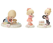 Ages 8-10 Precious Moments Bundle Of Growing In Grace Blonde Set Of 3 Value Set