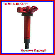 1pc Jto277r Ignition Coil For 2000 2001 2002 2003 2004 Toyota Tundra 4.7l V8