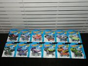 Hot Wheels 2014 Color Shifters 1-48 Complete Set - 47 Total Diecast - No 26
