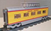 Lego Train Custom Union Pacific Dome Car -not Available At This Time-