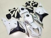 White Silver-gray Black Abs Injection Fairing Kit Fit For Cbr600rr 2009-2012