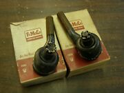 Nos Oem Ford 1962 1965 Fairlane 500 Outer Tie Rod Ends 1963 1964 Power Steering
