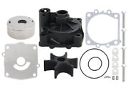 Water Pump Impeller Kit For Yamaha V6 Outboards 150 175 200 225 250 300 Hp