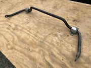 01-06 Bmw E46 M3 Front Stock Sway Bar Swaybar Oem Stock Factory