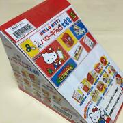 Hello Kitty Cat Re Ment Stationary Set Complete Set Sanrio Unused F/s From Japan
