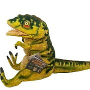 T Rex Dinosaur Hand Puppet By Hansa Realistic Look Plush Animal Learning Toys