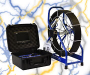 125and039 Pb2000es Sewer Inspection Snake Drain Camera