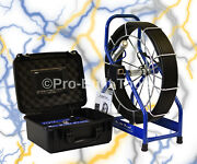 150and039 Pb200es Sewer Inspection Drain Snake Color Camera