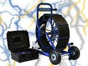 200' Pb2400 - Sewer Pipe Drain Inspection Camera Video