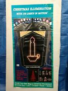 48 Christmas Illumination Candle - Lights In Motion Display