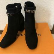 Louis Vuitton Japan Limited Callback Line Ankle Boots Size Us 7 F/s From Japan