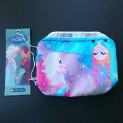 Lesportsac Disney Frozen Anna And Elsa Cosmetic Pouch Bag Small F/s From Japan