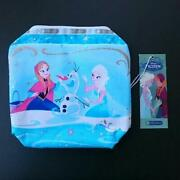 Lesportsac Disney Frozen Anna And Elsa Cosmetic Pouch Bag Large Size F/s From Jpn