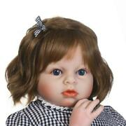 Reborn Baby Doll Silicone Vinyl Dolls 70cm Christmas Gift Toddler Toy 28and039and039 Real