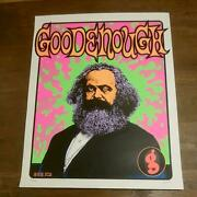 Gothic Kozik Goodenough Poster Original With Serial Number F/s From Japan