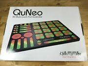 Keith Mcmillen Instruments Quneo 3d Multi-touch Pad Controller - New In Box
