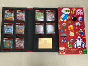 Game Boy Advance And Nintendo Mini Collection Box 30 Games F/s From Japan