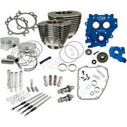 Sands 110 Power Package Black Gear Drive 585ge Cam Engine Harley Twin Cam 07-17