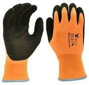 G And F 100 Waterproof Winter Gloves - Double Coated - Windproof - For Outdoor
