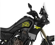 Yamaha Tenere T7 700 2018 2021 Pair Stickers Vinyls For Side Gas Tank - Compass