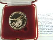 1991 Israel 43rd Anniversary Immigration/aliya And Absorption Pr Coin 0.5oz Gold