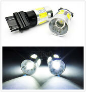 2x Cree Xr-e Projector For Gmc Led 3156 Back Up Reverse Light 14w 3157 3057 3047