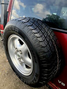 Land Rover Discovery 2 Wheel And Tire Spare 255/65r16 Good Year Wrangler Hp