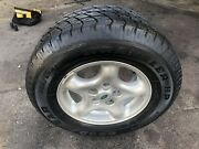 Land Rover Discovery 2 Wheel And Tire Spare Good Year 255/65r16 Wrangler Hp
