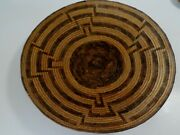 Pima Native American Indian Basket...1900-1920 .....excellent Condition