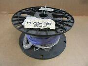 1 New 1015bc-14/19-8 14 Mtw Gray 600v 105c Mtw Cable Wire 500 Ft 2 Avail