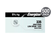 Energizer 335 Watch Batteries Sr512sw Battery Cell 500 Pack