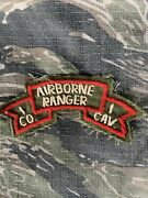 Theater Hand Made Vietnam Special Forces Macv Sog 1st Vietnamese Ranger Patch