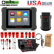 2020 Autel Ms906ts Maxisys Diagnostic System And Comprehensive Tpms Service Device