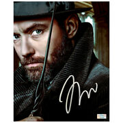 Jude Law Autographed Fantastic Beasts Where To Find Them Dumbledore 8×10 Photo