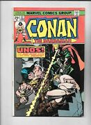 Conan The Barbarian Vol. 1 - Lot Of 9 Issueand039s 51 - 59 - Vg-vf