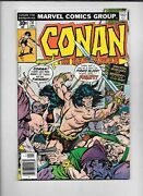 Conan The Barbarian Vol. 1 - Lot Of 10 Issueand039s 70 - 79 - Fine-vf