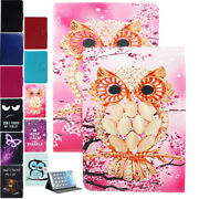 Pu Leather Case Cover For Samsung Galaxy Tab A 9.7inch Sm-t550 T555 P550 Tablet