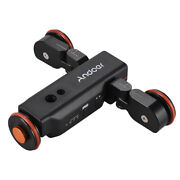 Andoer L4 Pro Motorized Camera Video Dolly Scale Indication Electric Track I1r0