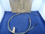 Brake Cable 1938 Ford Truck 81u 81t 817t 81w Emergency Parking Park Pickup 91442