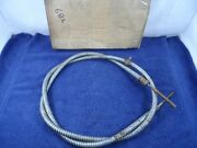 Hand Brake Lever Cable 1940 Ford 022a 60 Series Emergency Parking Park 022c-2853