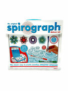 The Original Spirograph Deluxe Set By Kahootz / Hasbro From 2014