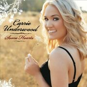 Free Us Ship. On Any 3+ Cds New Cd Carrie Underwood Some Hearts
