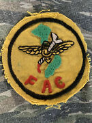 Vietnam War Theater Special Forces Green Beret Spike Mike Force Fac Patch Cia