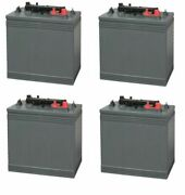 Replacement Battery For Genie Industries Gr-16 24 Volts 4 Pack 6v