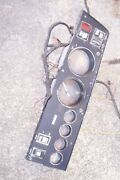 1968 1969 1970 Charger Roadrunner Gtx Rally Dash Gauge Cluster Andharness Parts Nr