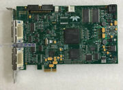 1 Pc Used Dalsa X64-cl Express Or-x1c0-xpd10 Pcie Frame Grabber Tt8