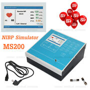 New Ms200 Nibp Simulator Blood Pressure Monitor Accuracy Test Devicecalibration